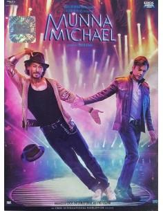 Munna Michael DVD