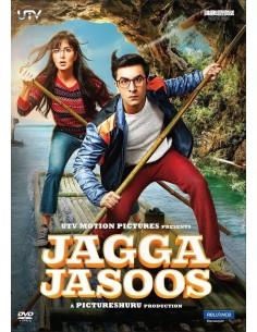 Jagga Jasoos DVD