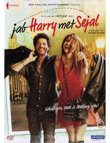 Jab Harry Met Sejal DVD