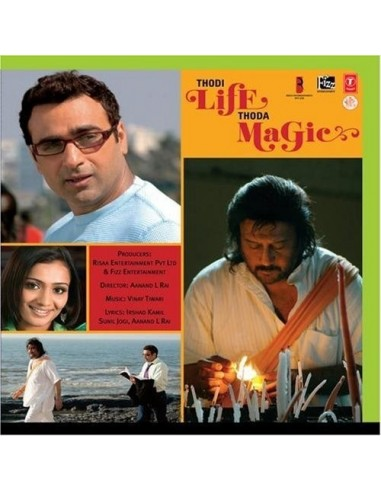 Thodi Life Thoda Magic CD
