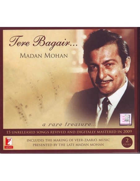 Tere Bagair... A Rare Treasure - Madan Mohan CD