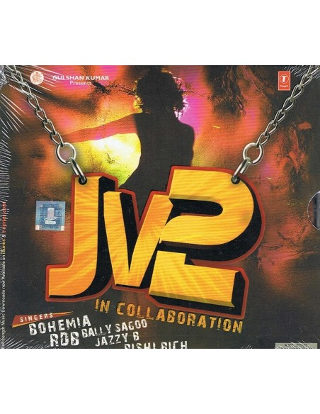 JV2 In Collaboration CD