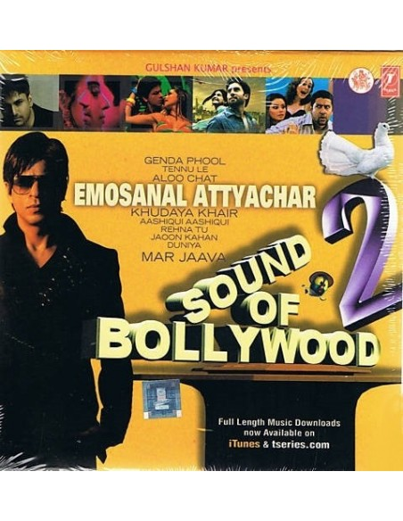 Sound of Bollywood 2 - Emosanal Attyachar (CD)
