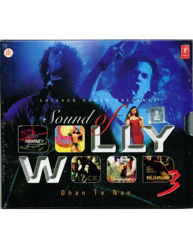 Sound Of Bollywood 3 CD