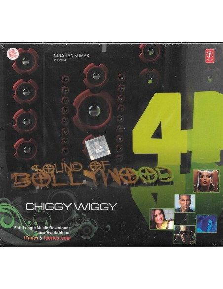 Sound Of Bollywood 4 CD