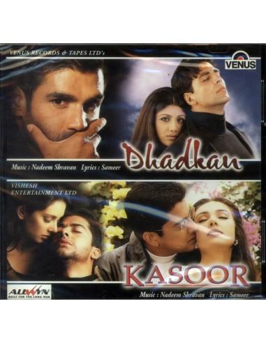Dhadkan / Kasoor (CD)