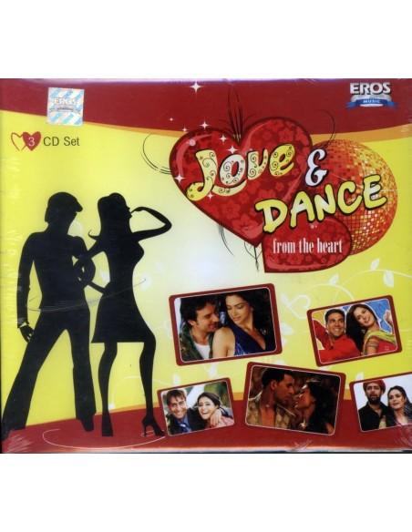 Love & Dance CD