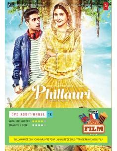 Phillauri DVD