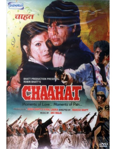 Chaahat DVD