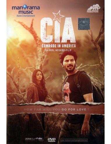 CIA: Comrade in America (DVD)