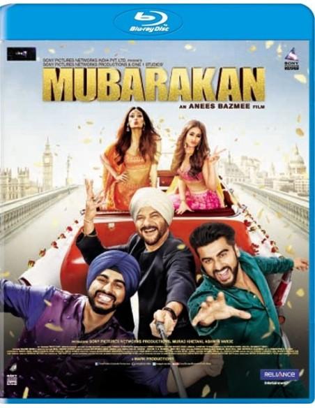 Mubarakan (Blu-Ray) [FR]