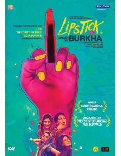 Lipstick Under My Burkha DVD