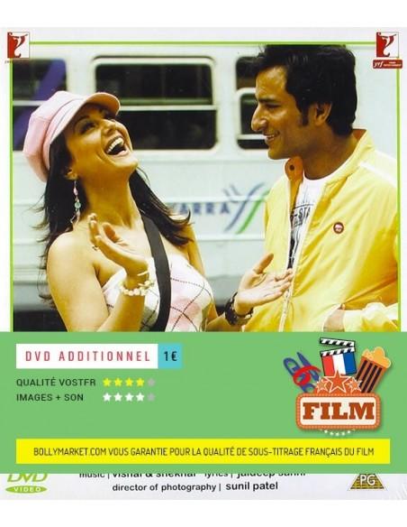 Salaam Namaste DVD