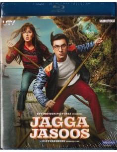 Jagga Jasoos (Blu-Ray) [FR]