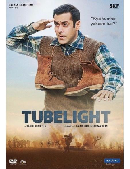 Tubelight DVD