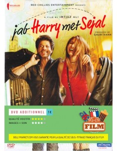 Jab Harry Met Sejal DVD