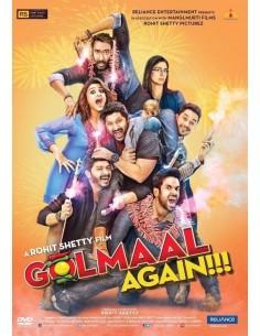 Golmaal Again DVD