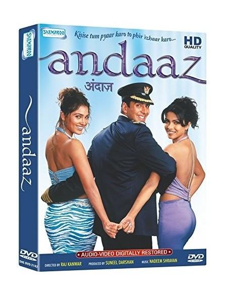Andaaz (Collector DVD)