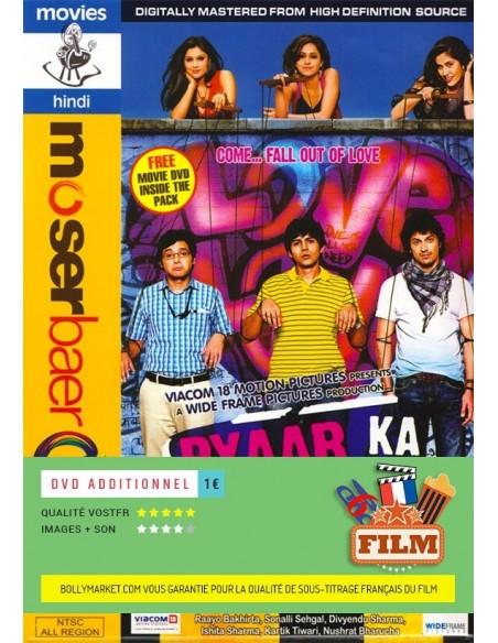 Pyaar Ka Punchnama DVD