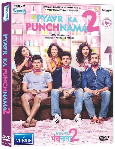 Pyaar Ka Punchnama 2 DVD