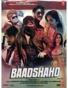 Baadshaho DVD