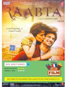 Raabta DVD