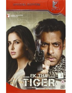 Ek Tha Tiger - Collector 2 DVD