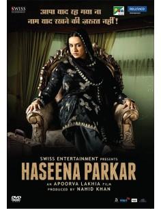 Haseena Parkar DVD