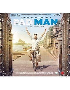 Pad Man CD