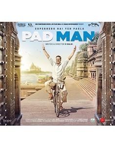 Pad Man CD