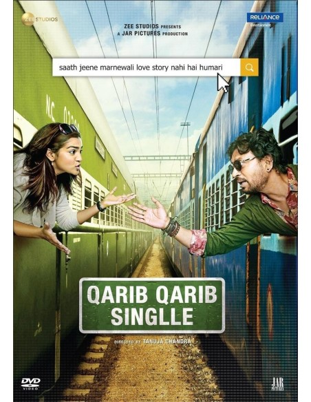 Qarib Qarib Single DVD