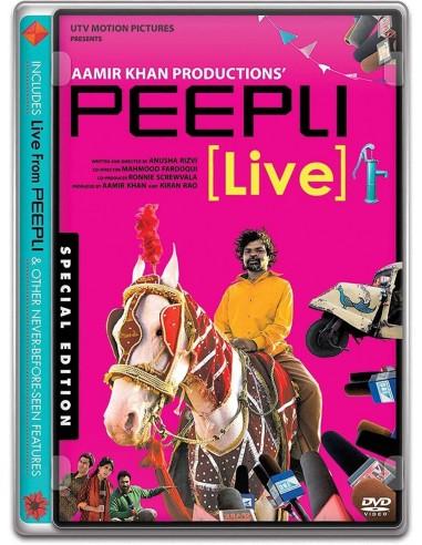 Peepli Live DVD