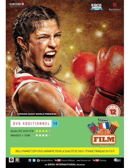 Mary Kom DVD