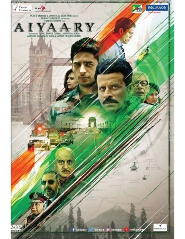 Aiyaary DVD