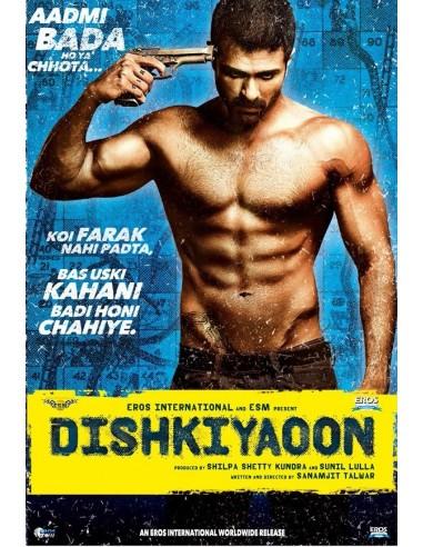 Dishkiyaoon DVD (FR)