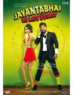 Jayantabhai Ki Luv Story DVD