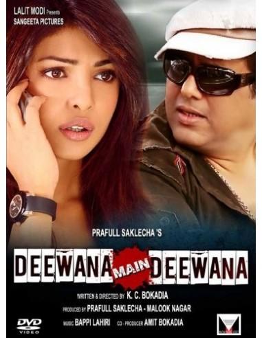 Deewana Main Deewana DVD