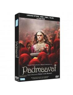 Padmaavat DVD