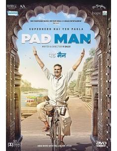 Padman DVD