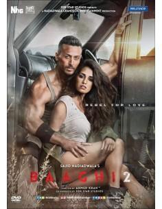 Baaghi 2 DVD