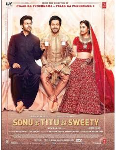 Sonu Ke Titu Ki Sweety DVD