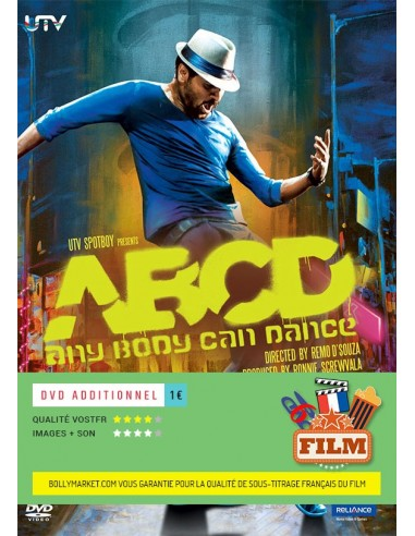 ABCD: Any Body Can Dance DVD
