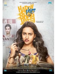 Happy Phirr Bhag Jayegi DVD