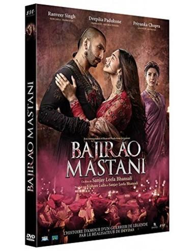 Bajirao Mastani DVD