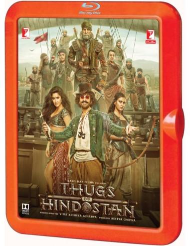 Thugs Of Hindostan (Blu-ray)