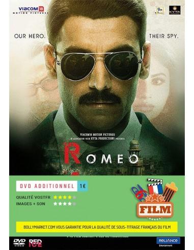 Romeo Akbar Walter (RAW) DVD