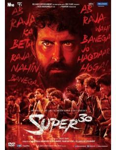 Super 30 DVD