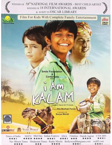 I am Kalam DVD