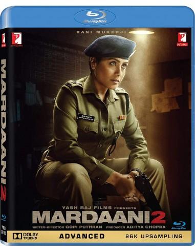 Mardaani 2 Blu-Ray