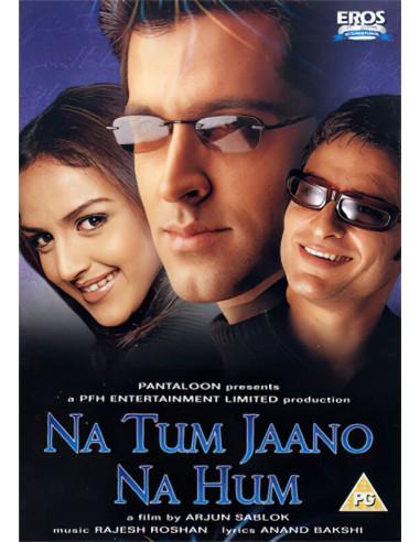 Na Tum Jaano Na Hum DVD